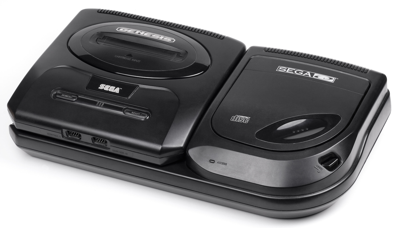 Sega CD model 2