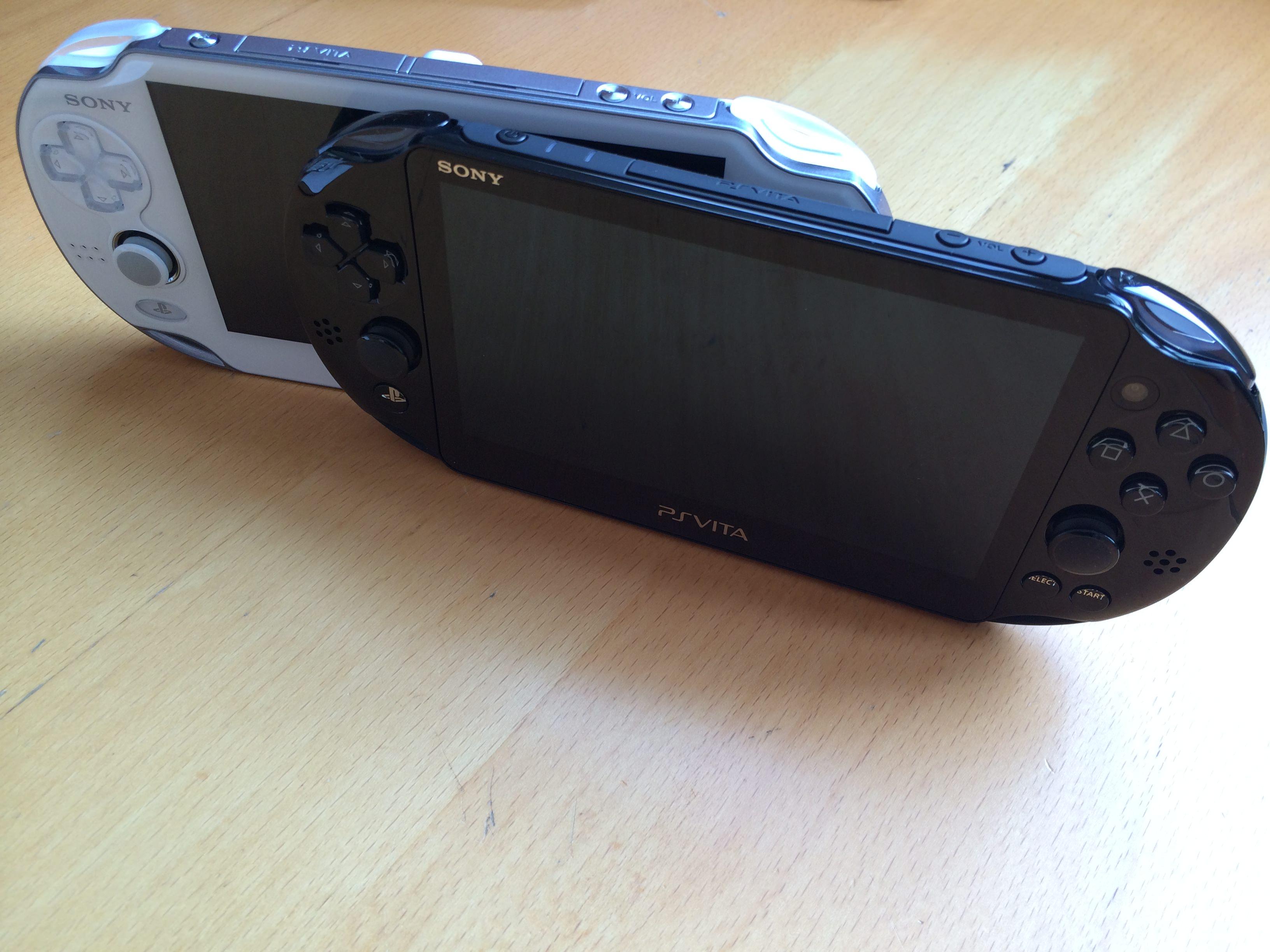 Playstation Vita Review Pch 2000 Zero Distraction